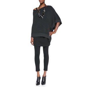 Skirted Leggings XL black Eileen Fisher
